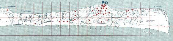 Cartina Venezia Lido.Lido Di Venezia Hotels